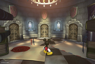 Castle of Illusion on PS3