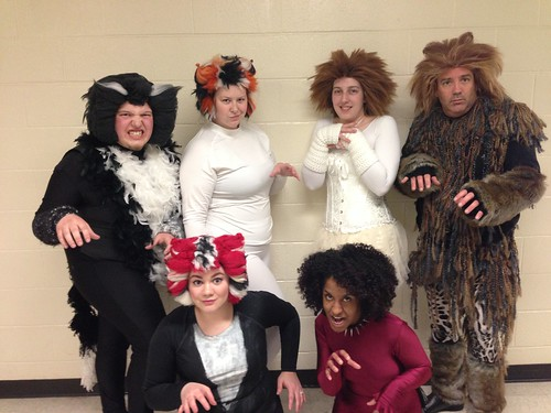 Tickets sold out for IU Kokomo Crescendos Cats performances