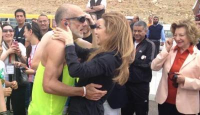 Dead Sea Marathon s jordánským princem aneb Níže už to nejde