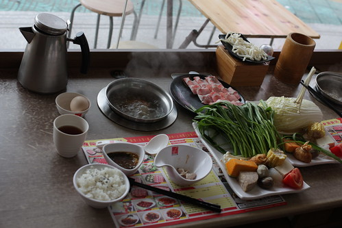 Hot pot restoraunt - cook it yourself :)