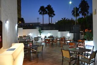 Terraza Noche Gran Hotel Toledo Onda Flickr