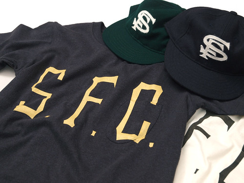 Jackman / S.F.C. Pocket Tee & Cooperstown / SF Seals