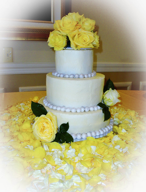 Wedding Cakes & Candy Bars - Floral Expressions, Janesville, WI