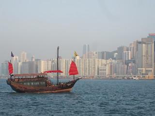 Aqua Luna in Hong Kong