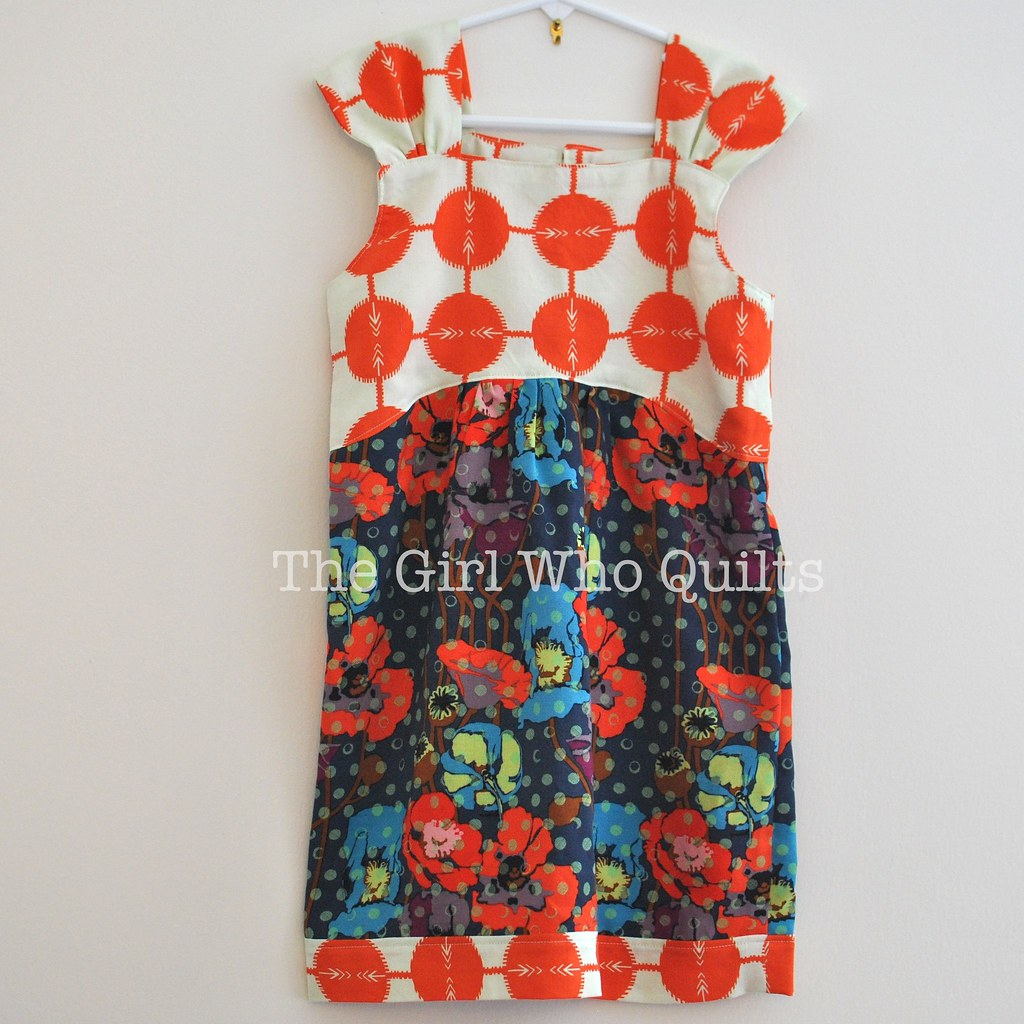 Size 6 Dress front