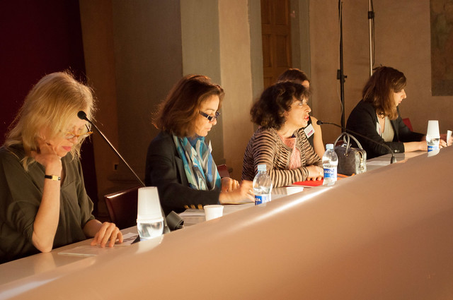 Panel on Museums, Archives and Fashion