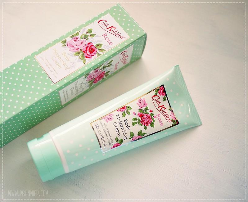 Cathy Kidston Body Cream