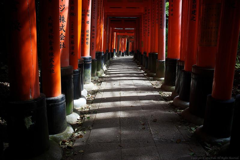 torii gate #3