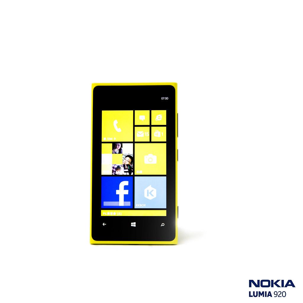 WP8 機皇 – Nokia Lumia 920 入手分享 (持續更新) @3C 達人廖阿輝