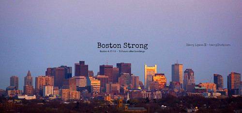 Boston Strong by Harry Lipson