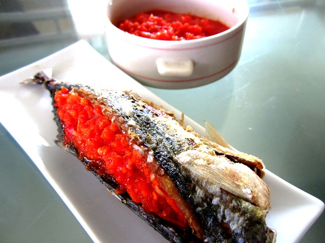 Fish & sambal 2