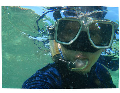 Snorkeling in Perth