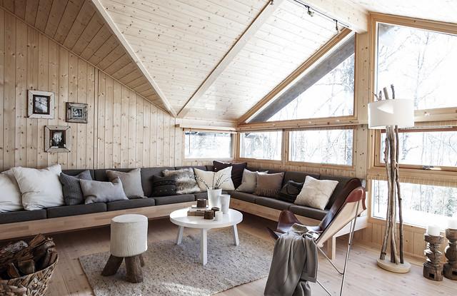 Stue i Hedda-hytte Flickr - Photo Sharing!