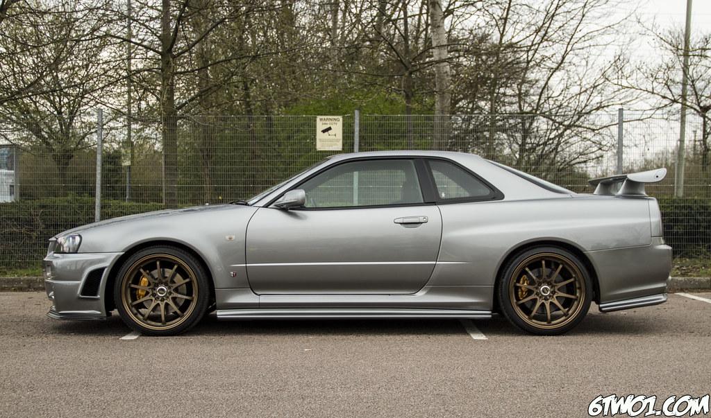 Side GTR ...