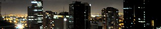 Serie mi Bogotá de noche