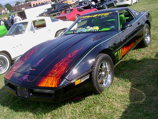 1985 Chevy Corvette