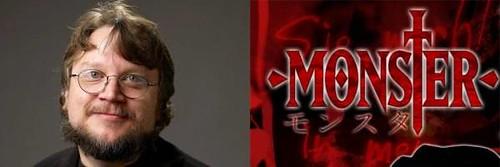 Guillermo Del Toro dirige la serie live di Monster by Debris65