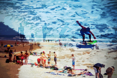 photomanipulation florida digitalart daytonabeach hypothetical arteffects netartii