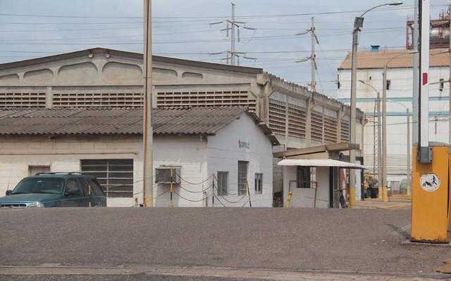 Estación Eléctrica La Arreaga 1