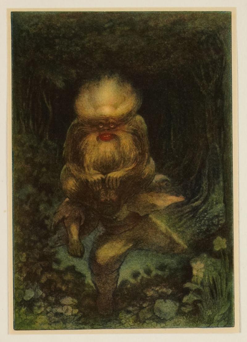 Anton van der Valk - Sinbad, 1913 (2)