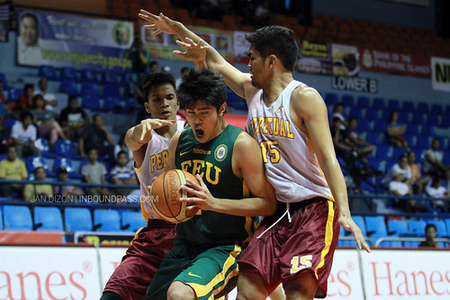 FilOil 2013: FEU Tamaraws vs. Perpetual Help Altas, April 26