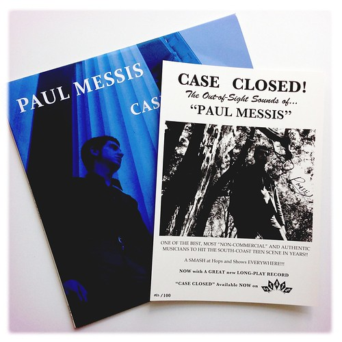 Paul Messis - Case Closed!