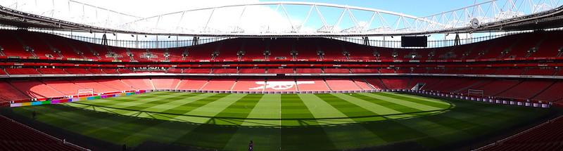 London: Emirates Stadium