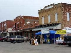 Downtown D'Hanis, Texas