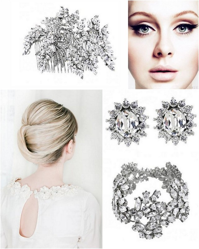 Modern Chic Bridal Style