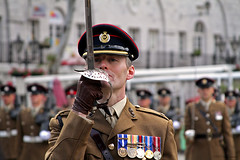 Royal Engineers - Freedom of the City 121
