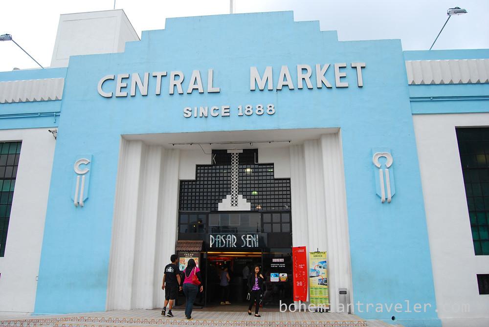 Art Deco Cetral Market KL Malaysia