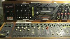 electronics, mixing console, analog synthesizer, electronic instrument,