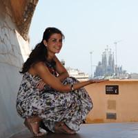 Isabel Montero en Barcelona