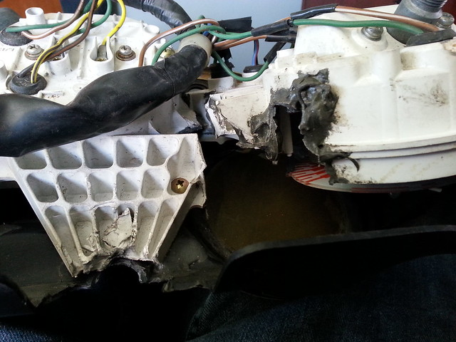 91 Cbr 600 F2 Wiring Problems W Pics Cbr Forum Enthusiast Forums For Honda Cbr Owners