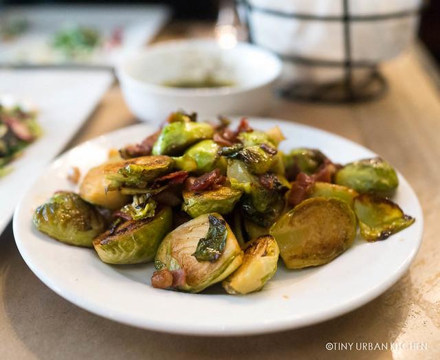 Salumeria Rosi Brussels sprouts