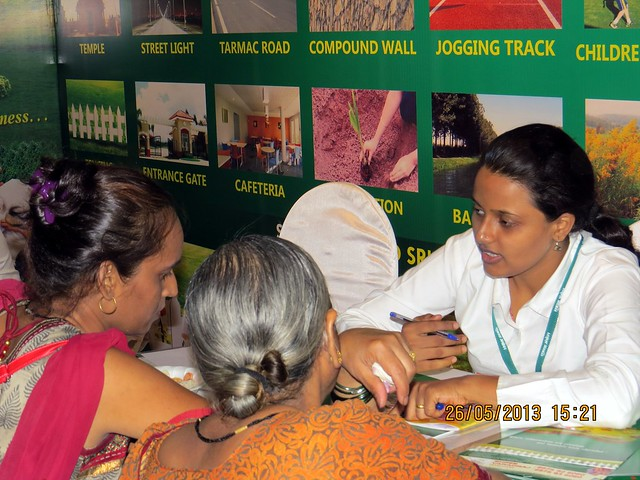 Sinhagad Srushti - 2 5 10 Guntha Plots - Kopre Khadakwasla Pune - Visit Sakal Agrowon Green Home Expo, 25th and 26th May, 2013