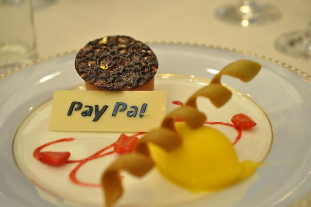 PayPal ディナー・ミーティング
