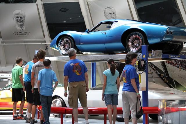 National Corvette Museum Credit www.kentuckytourism.com