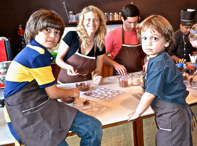 chocolate making classes