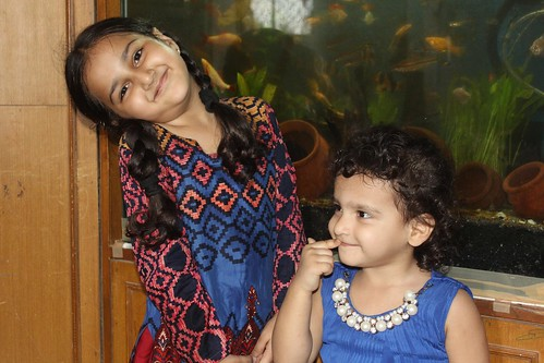 Zinnia Fatima And Marziya by firoze shakir photographerno1