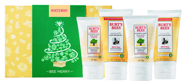Burt's Bees Bee Nourished, $49
