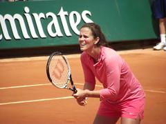 Roland Garros 2014 - Mary Joe Fernandez