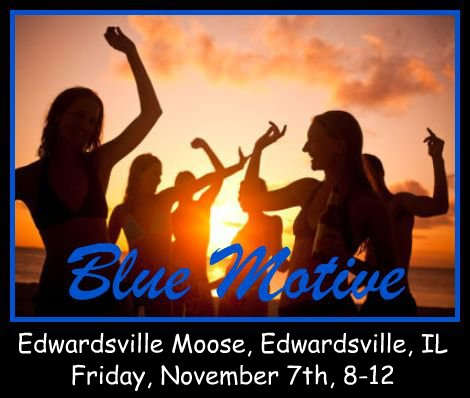 Blue Motive Band 11-7-14