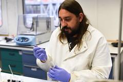 researcher, person,