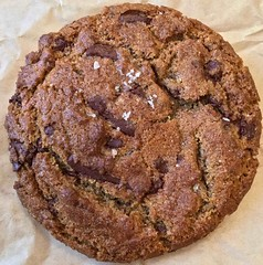 chocolate chip cookie from Neighbor Bakehouse