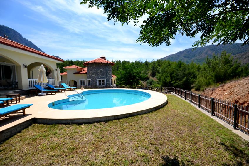 kiralık yazlık villa - 3056