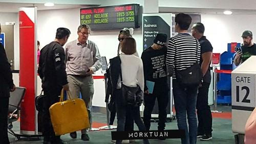 BIGBANG Melbourne Arrival 2015-10-20 (5)