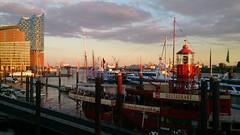 Jachthaven Hamburg