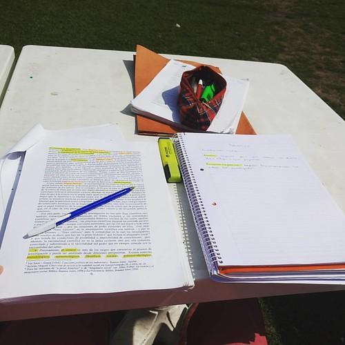 Estudiar no cuesta nada. #Metodología #UNM #Parcial