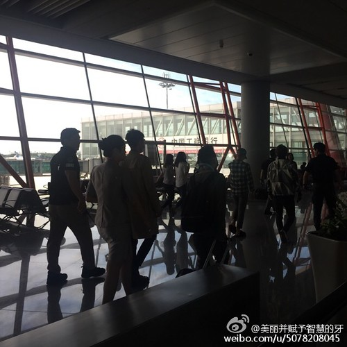 Big Bang - Beijing Airport - 07jun2015 - 美丽并赋予智慧的牙 - 09